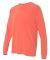 6014 Comfort Colors - 6.1 Ounce Ringspun Cotton Lo BRIGHT SALMON