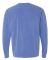 6014 Comfort Colors - 6.1 Ounce Ringspun Cotton Lo FLO BLUE
