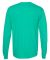 6014 Comfort Colors - 6.1 Ounce Ringspun Cotton Lo ISLAND GREEN