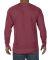 1566 Comfort Colors - Pigment-Dyed Crewneck Sweats BRICK