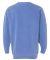 1566 Comfort Colors - Pigment-Dyed Crewneck Sweats Flo Blue