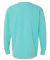 1566 Comfort Colors - Pigment-Dyed Crewneck Sweats LAGOON BLUE
