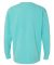 1566 Comfort Colors - Pigment-Dyed Crewneck Sweats Lagoon