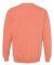 1566 Comfort Colors - Pigment-Dyed Crewneck Sweats TERRACOTA