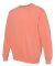 1566 Comfort Colors - Pigment-Dyed Crewneck Sweats Terracotta