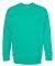 1566 Comfort Colors - Pigment-Dyed Crewneck Sweats ISLAND GREEN
