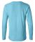 3014 Comfort Colors - Pigment-Dyed Ladies' Long Sl LAGOON BLUE