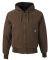 5020 DRI DUCK Hooded Boulder Jacket S - 6XL  Tobacco