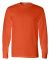 4930 Fruit of the Loom® Heavy Cotton HD Long Slee Burnt Orange