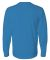 4930 Fruit of the Loom® Heavy Cotton HD Long Slee Pacific Blue
