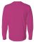 4930 Fruit of the Loom® Heavy Cotton HD Long Slee Cyber Pink