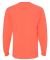 4930 Fruit of the Loom® Heavy Cotton HD Long Slee Retro Heather Coral