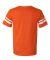 360 Augusta Sportswear Sleeve Stripe Jersey ORANGE/ WHITE