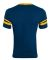 360 Augusta Sportswear Sleeve Stripe Jersey NAVY/ GOLD