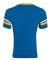 360 Augusta Sportswear Sleeve Stripe Jersey ROYAL/ GOLD/ WHT