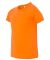 BELLA+CANVAS 3001Y Jersey Youth T-Shirt NEON ORANGE