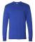 5286 Hanes® Heavyweight Long Sleeve T-shirt Deep Royal
