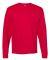 5286 Hanes® Heavyweight Long Sleeve T-shirt Deep Red