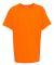 5370 Hanes® Heavyweight 50/50 Youth T-shirt Safety Orange