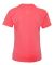 5450 Hanes® Authentic Tagless Youth T-shirt Charisma Coral
