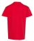 5480 Hanes® Heavyweight Youth T-shirt Athletic Red