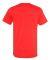 BELLA+CANVAS 3001 Soft Cotton T-shirt POPPY