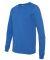 BELLA+CANVAS 3501 Long Sleeve T-Shirt TRUE ROYAL TRBLN
