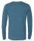 BELLA+CANVAS 3501 Long Sleeve T-Shirt HTHR DEEP TEAL