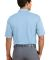 Nike Golf Dri FIT Pebble Texture Polo 373749 Cirrus Blue
