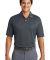 Nike Golf Dri FIT Pebble Texture Polo 373749 Dark Grey