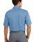 Nike Golf Dri FIT Pebble Texture Polo 373749 Fair Blue