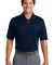 Nike Golf Dri FIT Pebble Texture Polo 373749 Midnight Navy