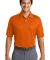 Nike Golf Dri FIT Pebble Texture Polo 373749 Orange