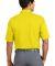 Nike Golf Dri FIT Pebble Texture Polo 373749 Tour Yellow