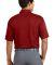 Nike Golf Dri FIT Pebble Texture Polo 373749 Varsity Red
