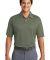 Nike Golf Dri FIT Pebble Texture Polo 373749 Vintage Lichen
