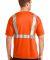 CornerStone ANSI Class 2 Safety T Shirt CS401 Safety Orange