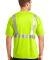CornerStone ANSI Class 2 Safety T Shirt CS401 Safety Yellow