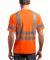 CornerStone ANSI Class 3 Short Sleeve Snag Resista Safety Orange