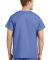 CornerStone Reversible V Neck Scrub Top CS501 Ceil Blue