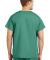 CornerStone Reversible V Neck Scrub Top CS501 Jade Green