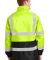 CornerStone ANSI Class 3 Waterproof Parka CSJ24 Safety Yellow