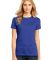 District Made 153 Ladies Perfect Weight Crew Tee D Deep Royal