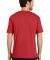 District Made Mens Perfect Weight Crew Tee DT104 Classic Red
