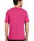 District Made Mens Perfect Weight Crew Tee DT104 Dark Fuchsia