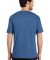 District Made Mens Perfect Weight Crew Tee DT104 Maritime Blue