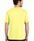 District Made Mens Perfect Weight Crew Tee DT104 Yellow