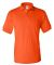8800 Gildan® Polo Ultra Blend® Sport Shirt ORANGE