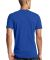 District Young Mens Concert Tee DT5000 Deep Royal