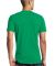 District Young Mens Concert Tee DT5000 Kelly Green